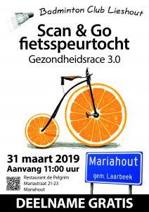 Scan & Go fietsspeurtocht @ Restaurant de Pelgrim